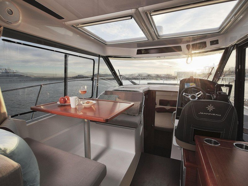 Jeanneau Merry Fisher 895 (MARKO) Interior image - 6