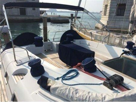 Oceanis 523 Clipper (Marlu)  - 8