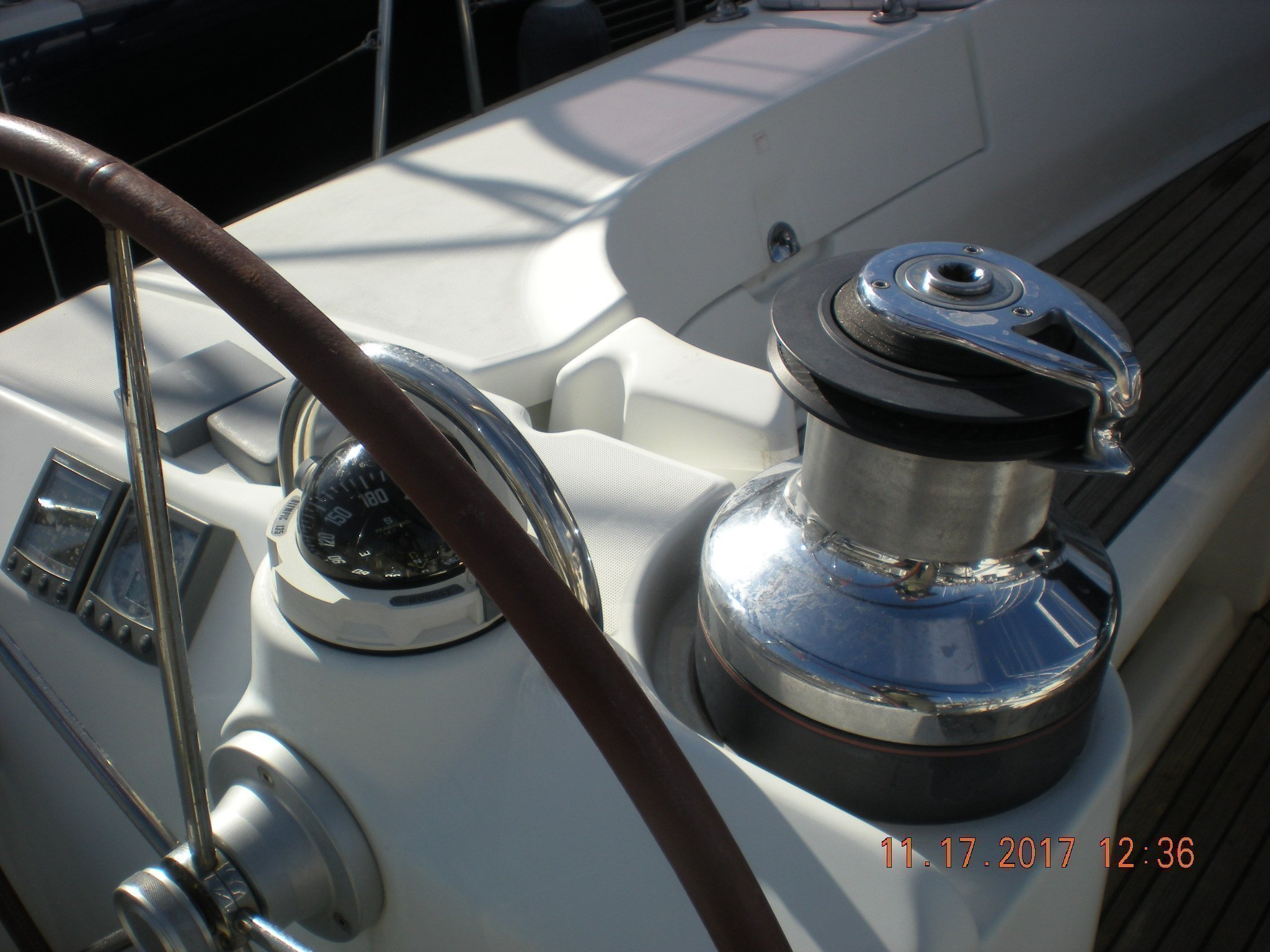 Oceanis 523 Clipper (Marlu)  - 1