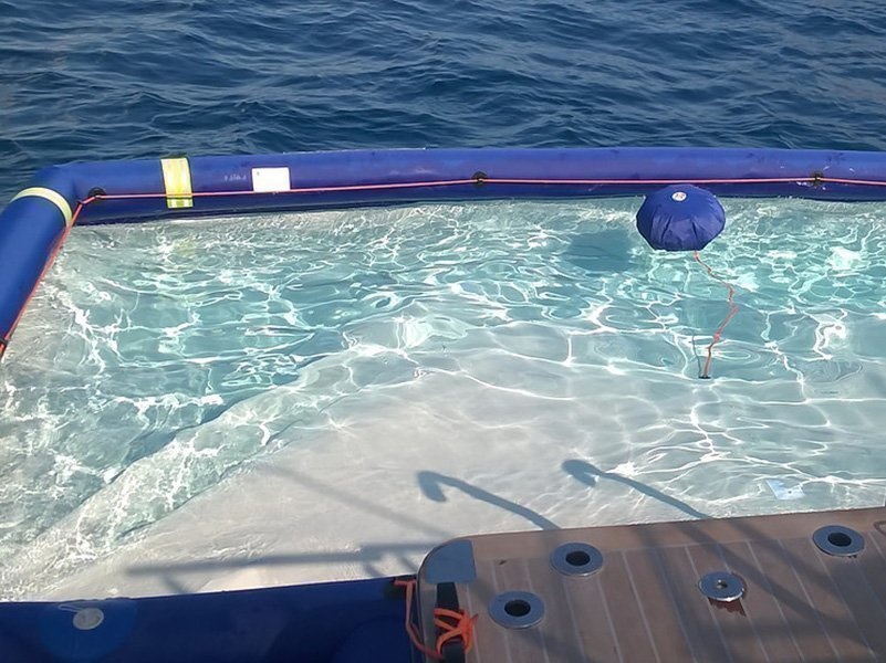 Sunseeker Manhattan 60 (Mivla) Swimming pool - 1