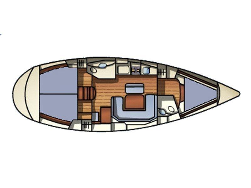 Elan 40 (CRNIKA) Plan image - 2