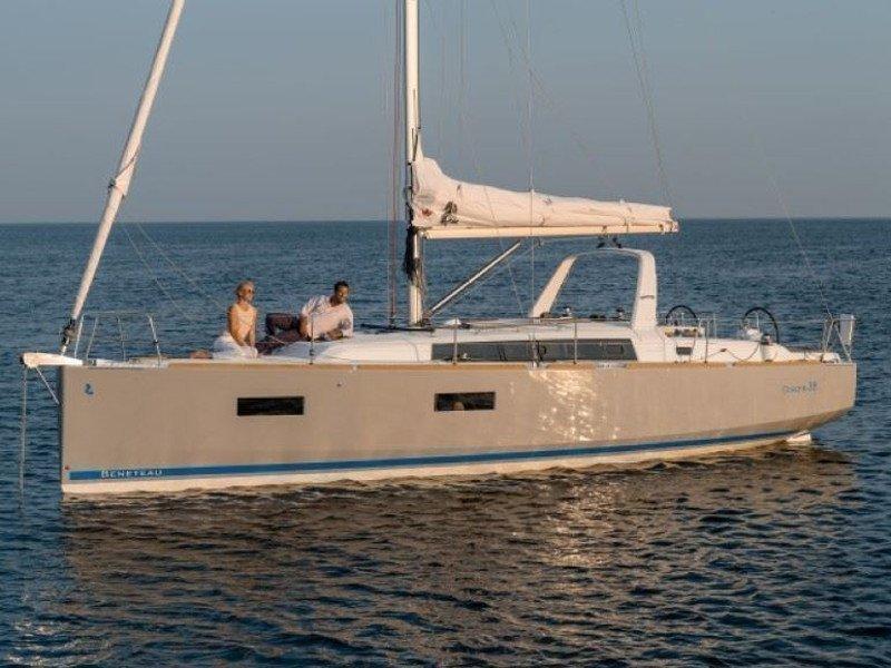 Oceanis 38.1 (PRES- 38O-21-I) Main image - 0