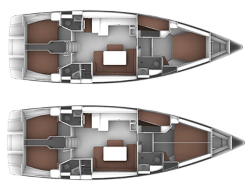 Bavaria Cruiser 51 (Ramnous) Plan image - 3