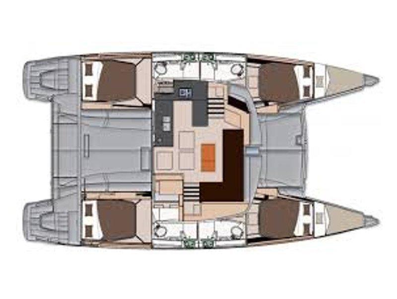 Helia 44 (EC- H44 15 CR) Plan image - 1