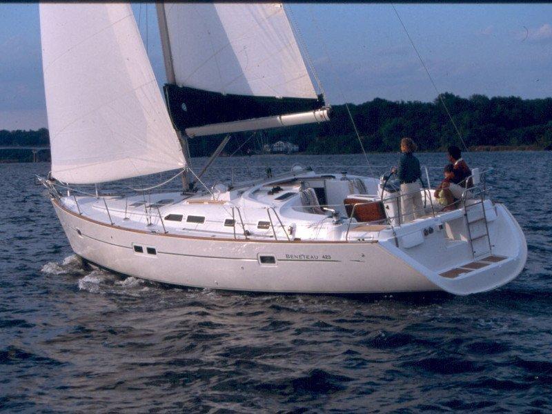 Oceanis 423 (Pegaso) Main image - 0