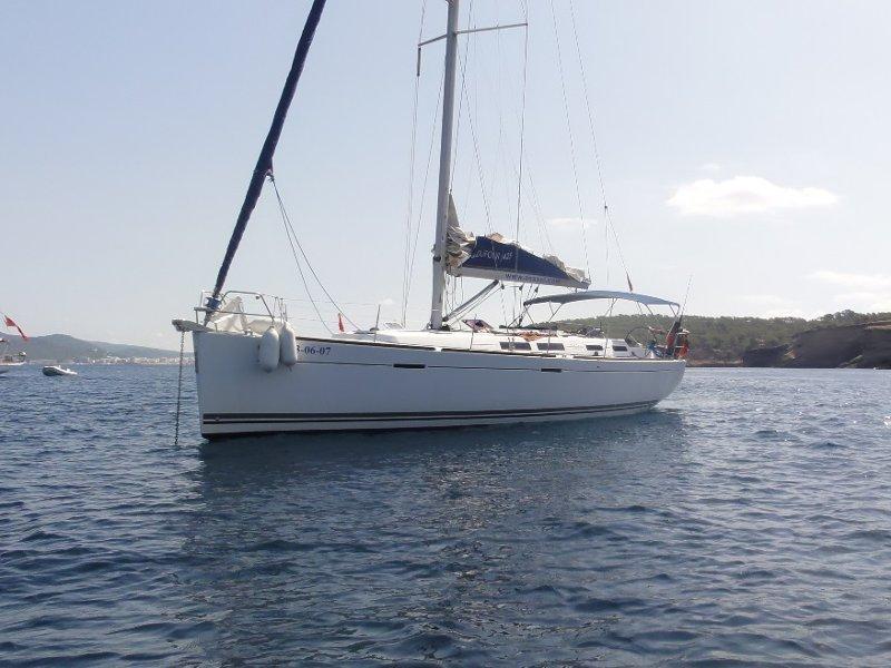 Dufour 425 GL (Al- Borany)  - 1