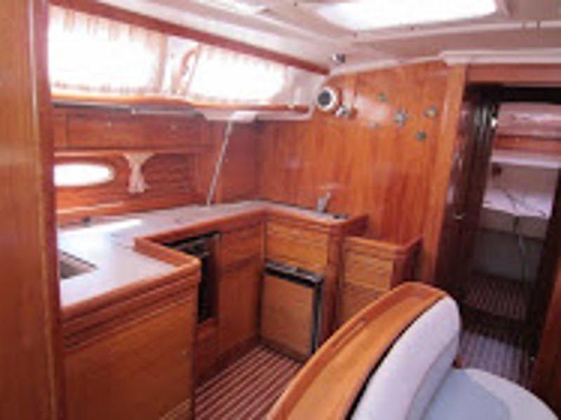 Bavaria 46 Cruiser (Malice) Interior image - 3
