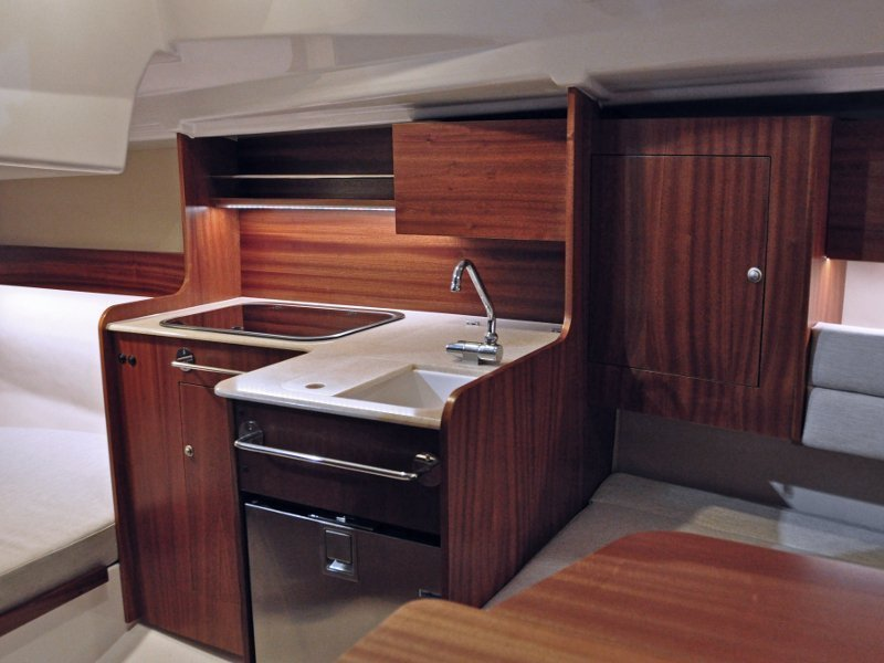 Maxus Evo 24 Prestige + (LEVANTE) Interior image - 15