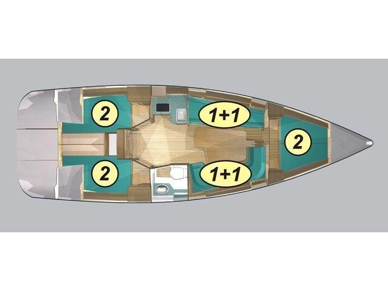 Maxus 33.1 RS Standard (LEROS) Plan image - 22