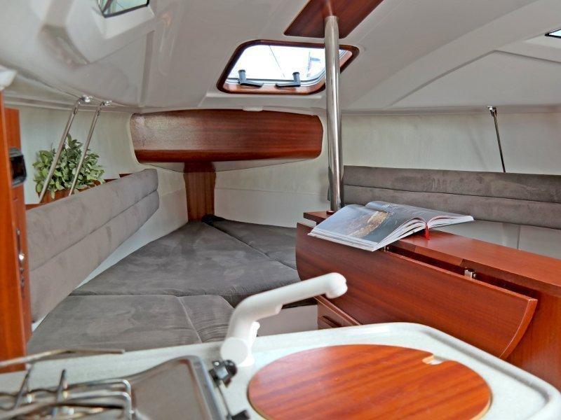 Maxus 22 Prestige + (Lambedusa) Interior image - 1