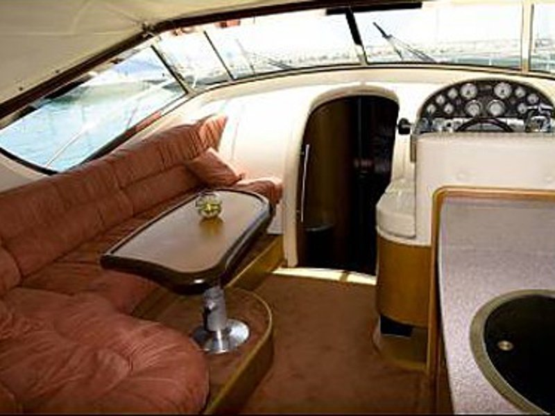 Catcruiser 45 (Lav Boat) Interior image - 4