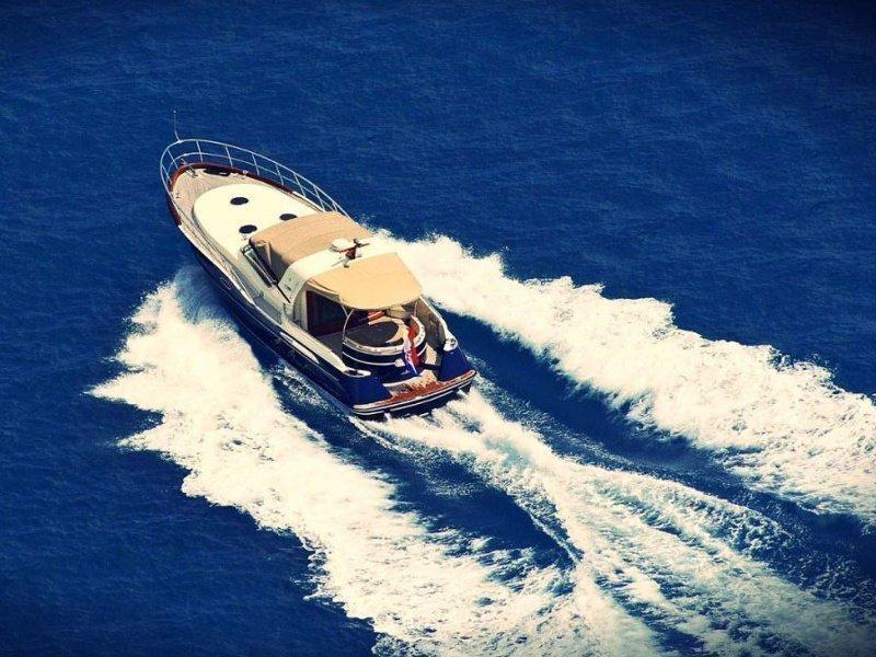 Catcruiser 45 (Lav Boat) Plan image - 2