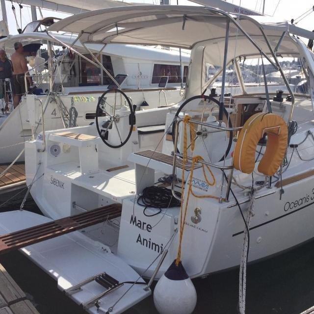 Oceanis 35 (Mare Animi)  - 2