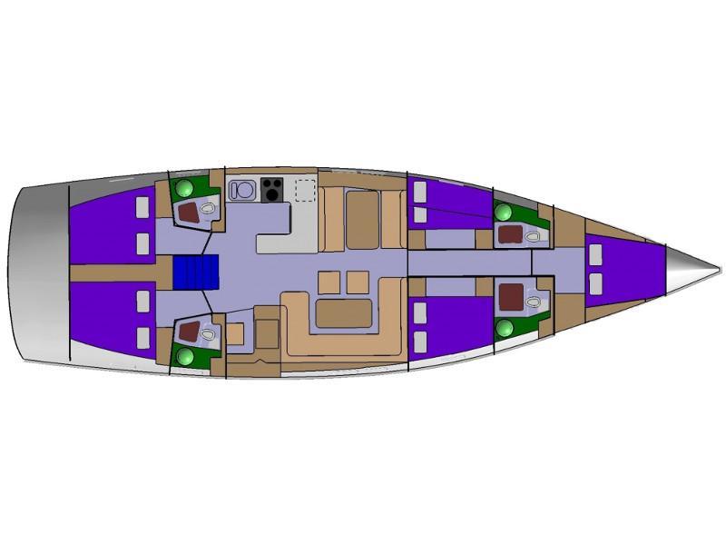 D&D Kufner 54 (Ella II) Plan image - 1