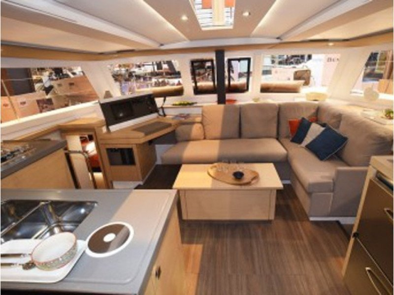 Lucia 40 (Sea Energy IV) Interior image - 4