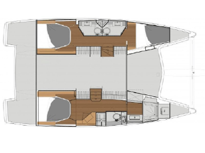 Lucia 40 (Sea Energy IV) Plan image - 5