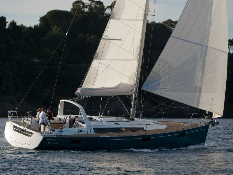 Oceanis 48 (Tinos. Private Charter (8 pax) FULLY CREWED, ALL EXPENSES INCLUDED) Main image - 22