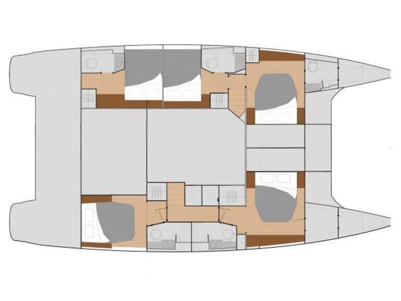 Saba 50 (Royal Cracow) Plan image - 7