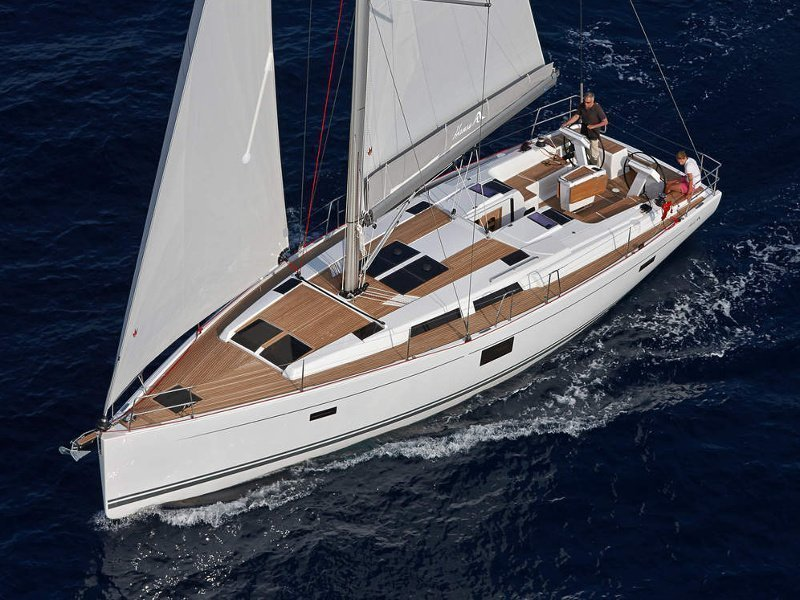 Hanse 455 (Diamond) Main image - 5