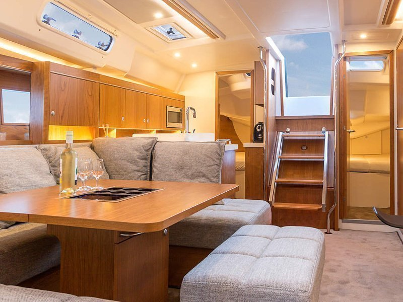 Hanse 455 (Diamond) Interior image - 7