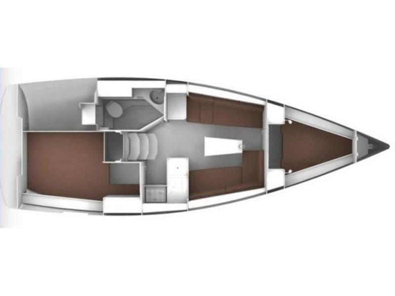 Bavaria Cruiser 34 (4) (Bashung) Plan image - 11
