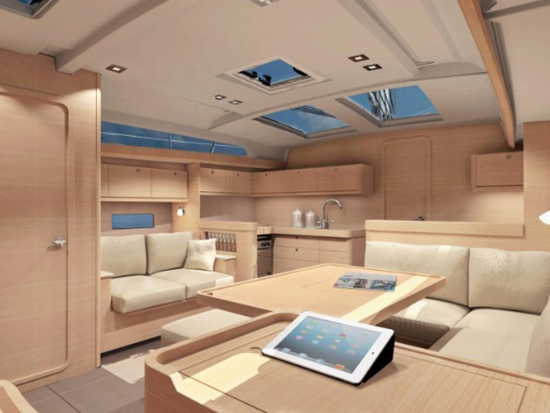 Dufour 460 GL (Serendipity) Interior image - 6