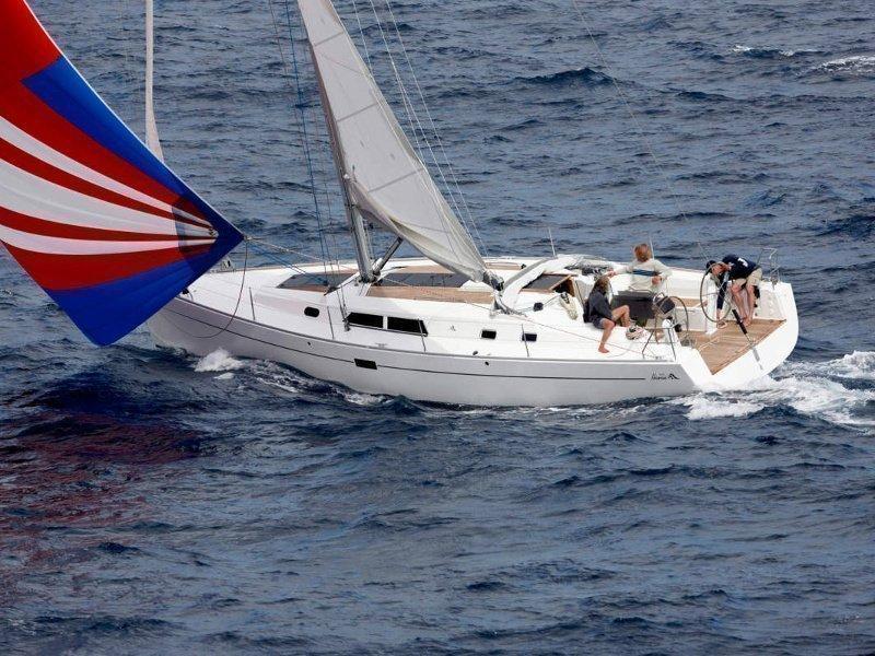 Hanse 430 (Karina (sails 2014)) Main image - 4