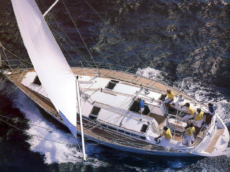 Oceanis 500 (Furtivo) Main image - 0