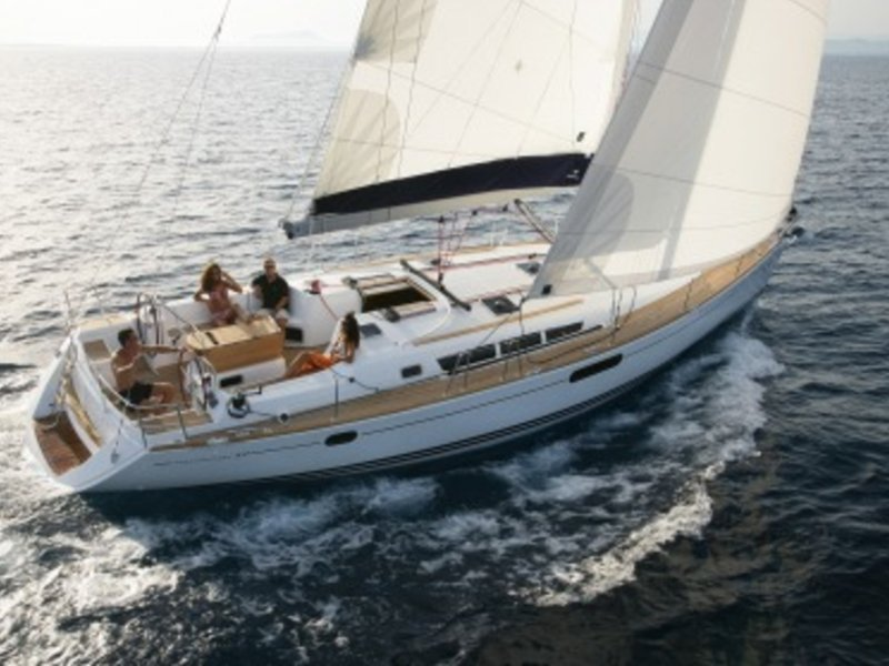 Sun Odyssey 49i (Sea Princess) Main image - 0
