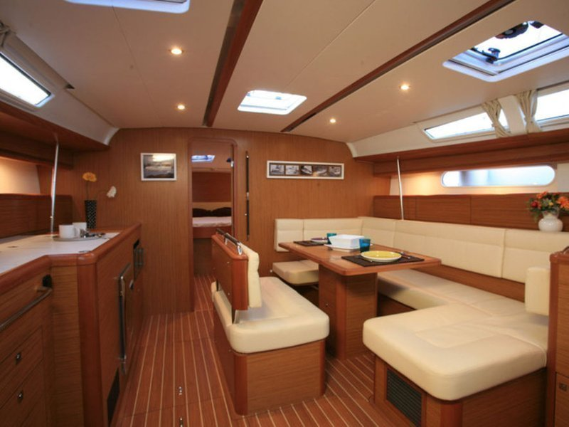 Sun Odyssey 49i (Sea Princess) Interior image - 2