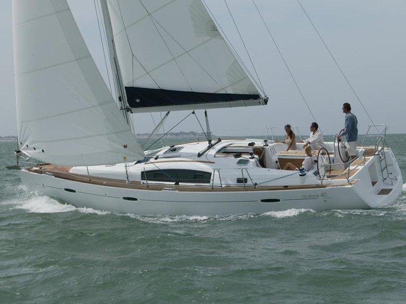 Oceanis 40 (Francy) Main image - 4