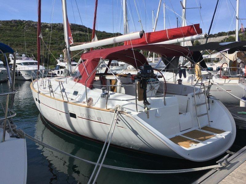 Oceanis 411 (Mica) Main image - 0