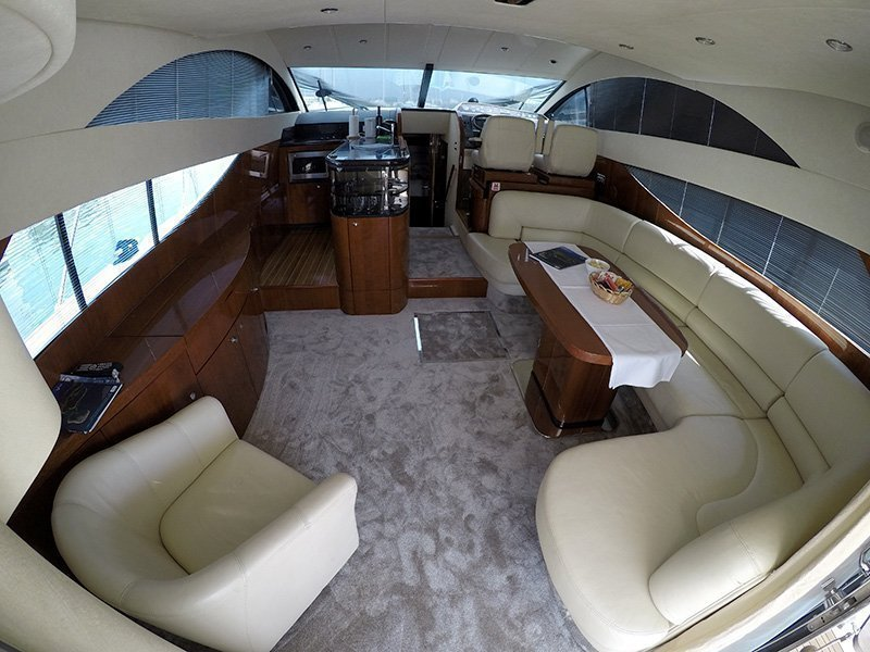Fairline Phantom 50 (Luna IV (Jet ski - option with extra charge)) Interior image - 22