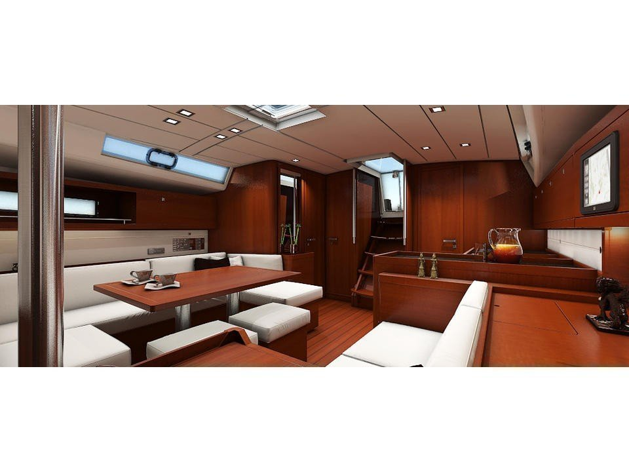 Oceanis 45 4 cabins (Mare Aeolos) Interior image - 3