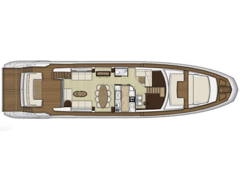 Azimut 80 (Seafree) Plan image - 10