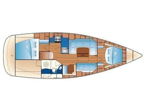 Bavaria 33 Cruiser (IDEFIX ) Plan image - 5