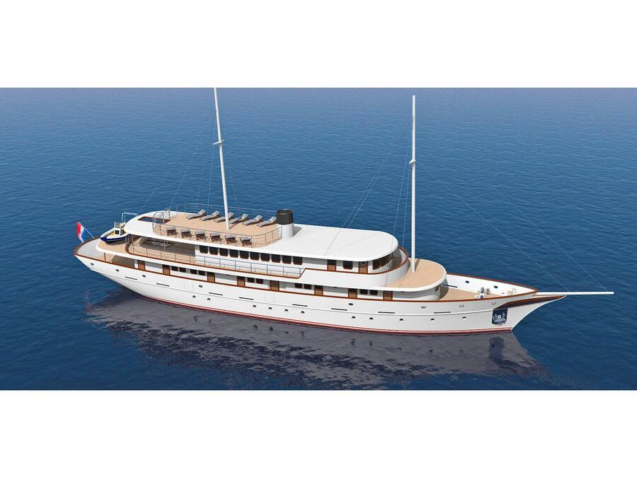 Small cruise ship Mila Majka (BELLEZZA) Main image - 0