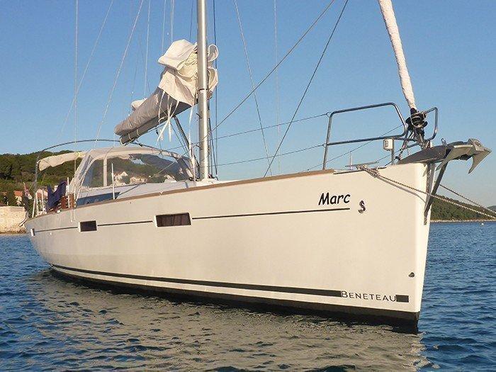 Oceanis 45 3 cabins (Marc) Main image - 0