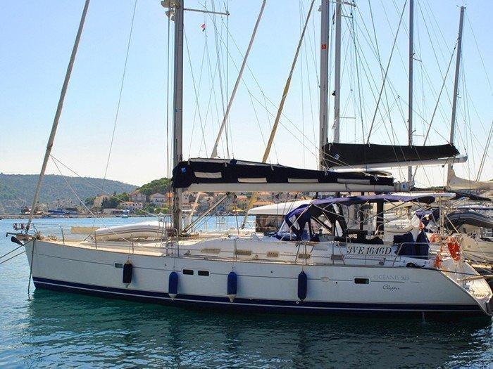 Oceanis 523 Clipper (Marlu) Main image - 0