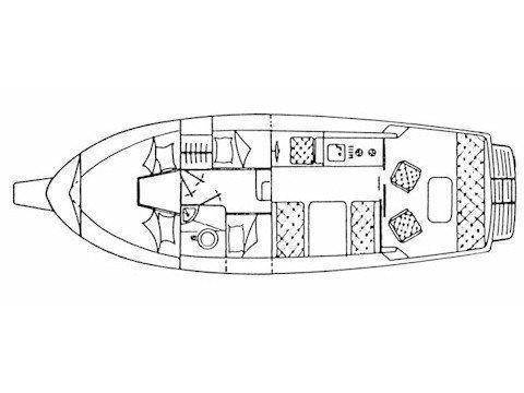 Adria 28 Luxus (Ana) Plan image - 5