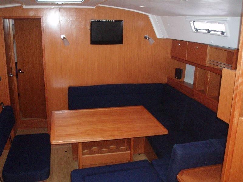 Bavaria Cruiser 45 (S/Y Reggina) Plan image - 1