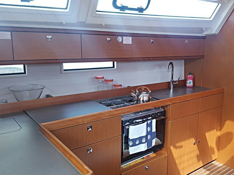 Bavaria Cruiser 46 (Alexandra)  - 5