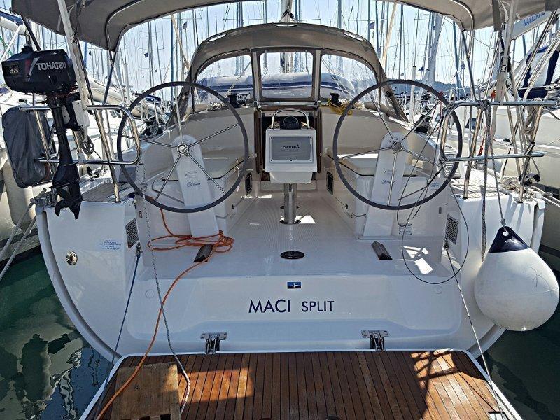 Bavaria Cruiser 37 (Maci) Main image - 0