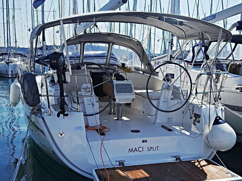 Bavaria Cruiser 37 (Maci)  - 18
