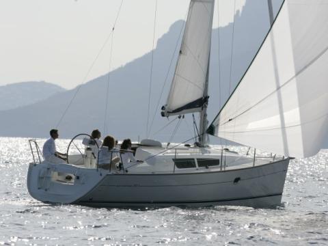 Sun Odyssey 32i (RISTRETTO I)  - 4