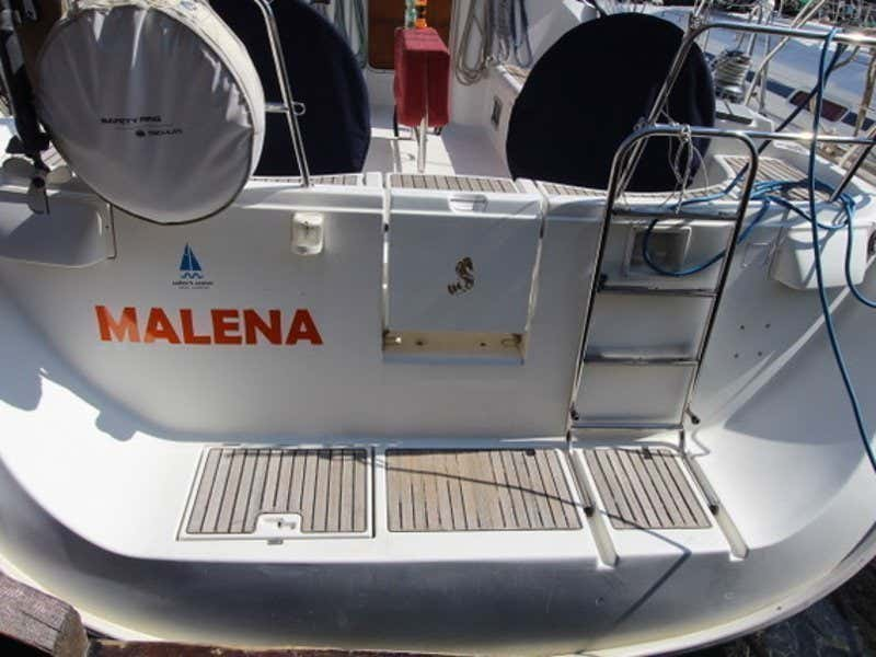 Oceanis 473 (Malena) Main image - 0