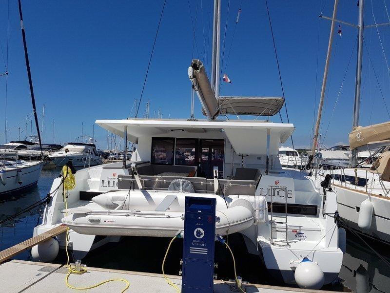 Fountaine Pajot Lucia 40 (Luce, A/C - Generator, A/C, Watermaker - 2017.) Main image - 0
