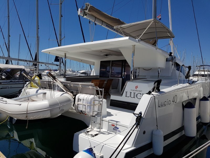 Fountaine Pajot Lucia 40 (Luce, A/C - Generator, A/C, Watermaker - 2017.)  - 5