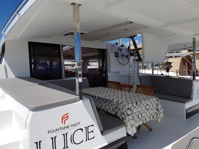Fountaine Pajot Lucia 40 (Luce, A/C - Generator, A/C, Watermaker - 2017.)  - 17