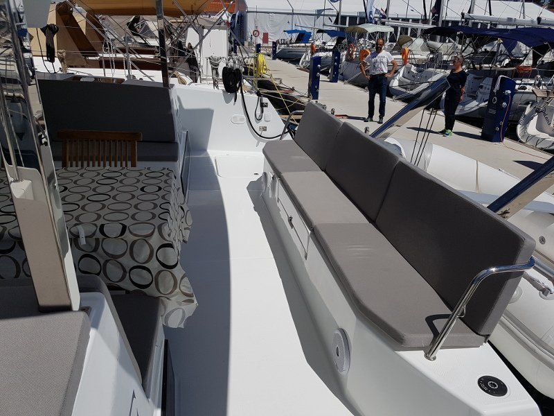 Fountaine Pajot Lucia 40 (Luce, A/C - Generator, A/C, Watermaker - 2017.)  - 12